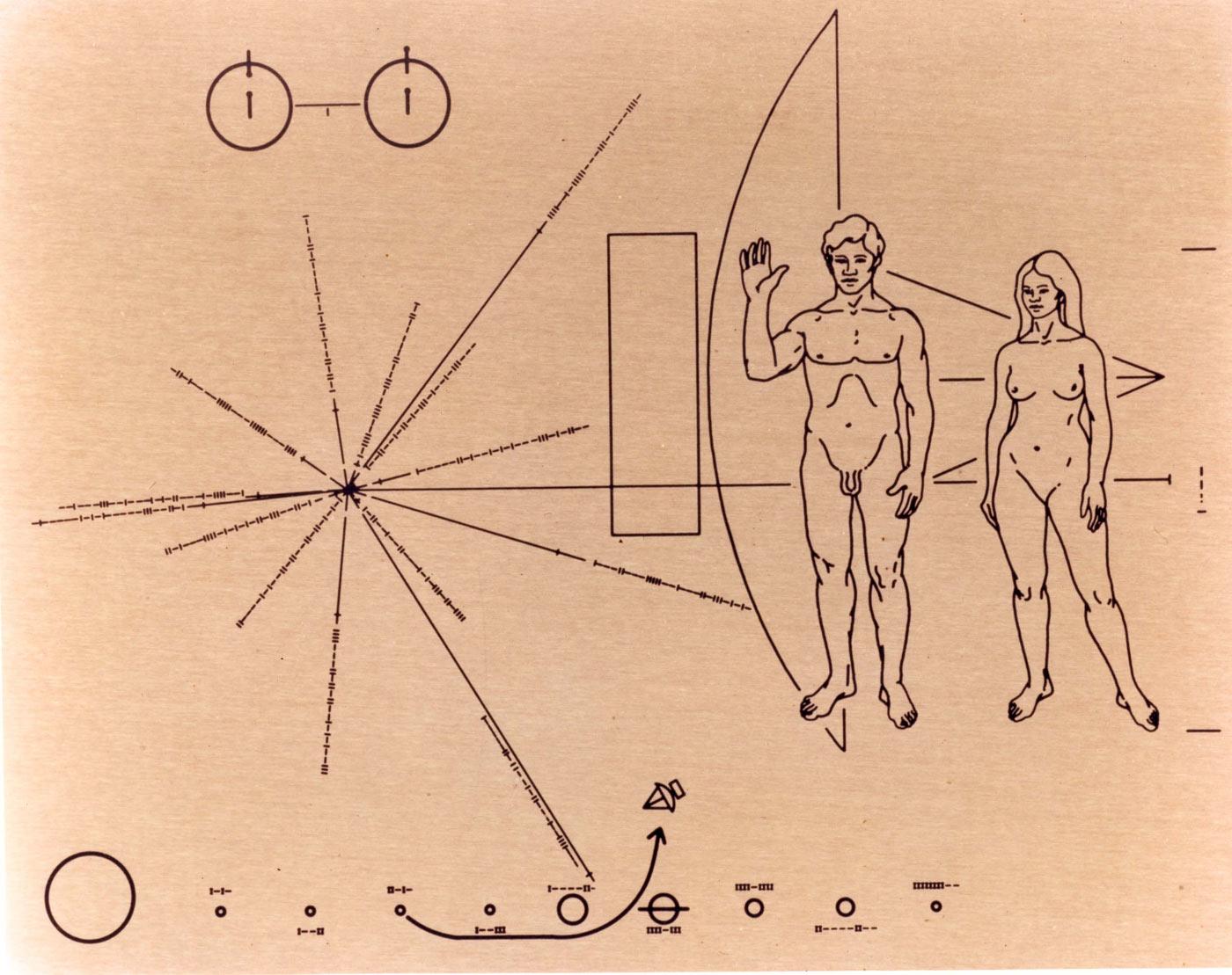 Pioneer-tábla