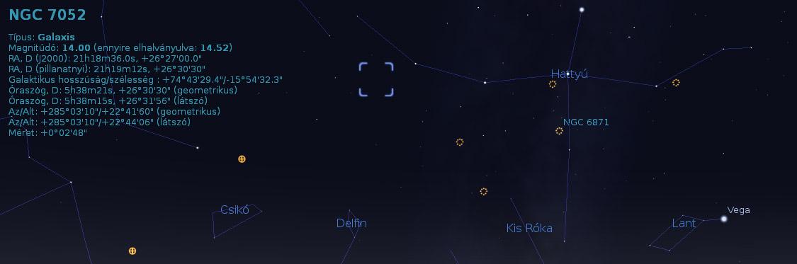 NGC 7052 (Stellarium)