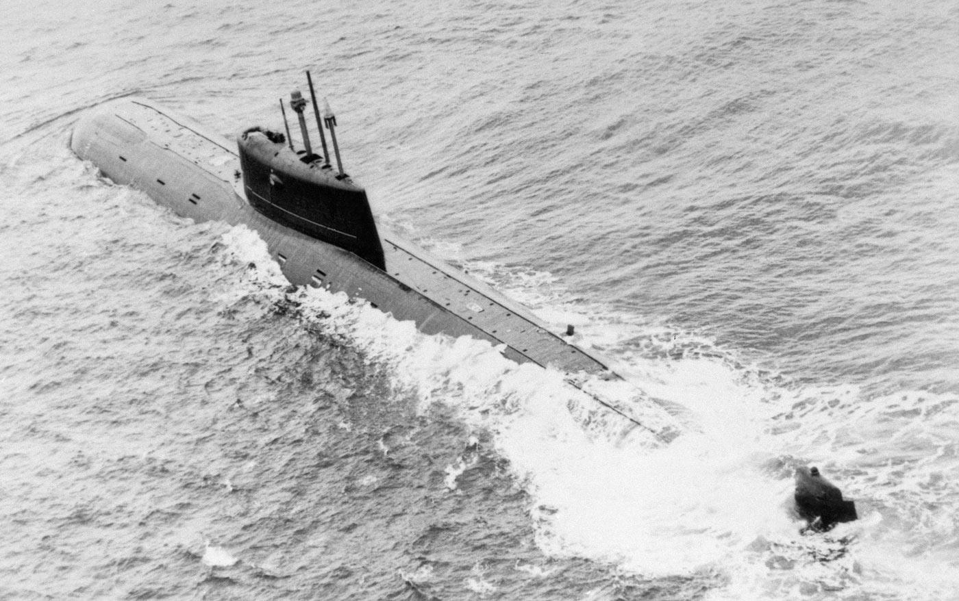K-278 tengeralattjáró